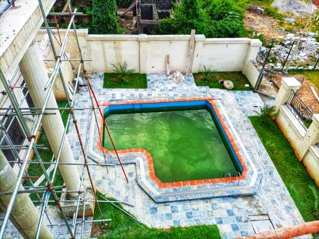 Luxury Mansion for Sale in Abuja Nigeria
