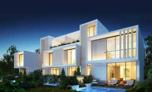 Luxury Golf Townhouses for sale in Akoya by Damac