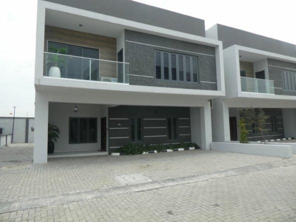 3 Bedroom Terrace Duplex for Sale in Lekki, Lagos - Ogombo Road (30)