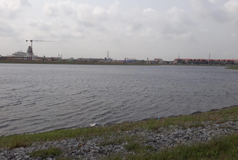 Waterfront Large Plot of Land for Sale in Lekki Twin Lakes Estate Chevron-Nigeria Property Finder